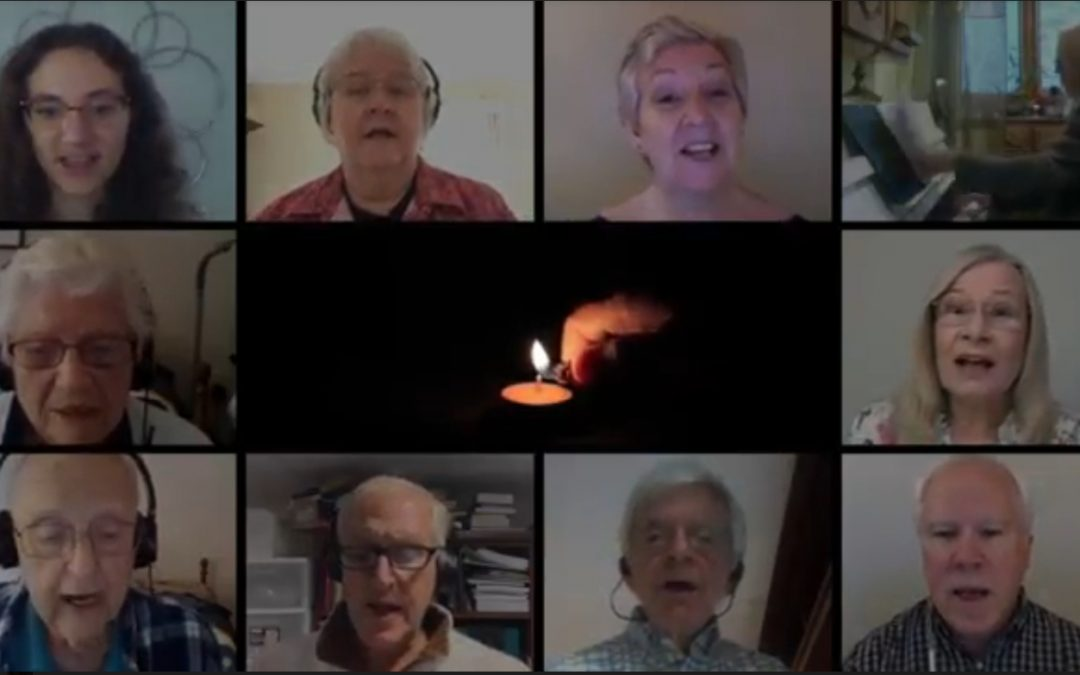 Virtual Worship to Continue…